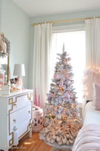 2019 Holiday Home Tour - Annabelle's Nutcracker Bedroom