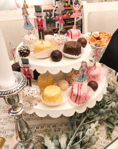 2019 Nutcracker Soup & Sweets Party