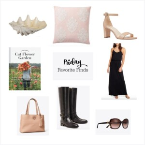 Early Spring Friday Favorites