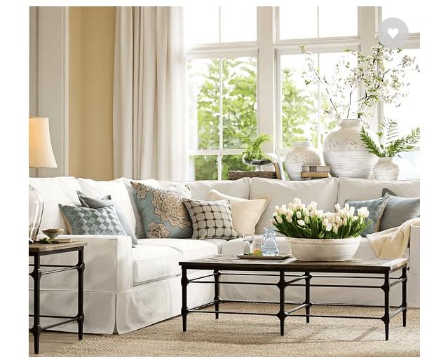 The best white slipcovered sofa round up