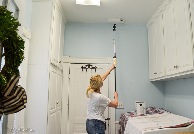 The Easiest Way to Paint a Ceiling: Our Best Tips