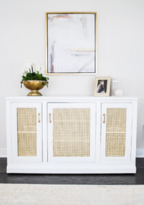 A Cabinet Makeover (High-End Look for Less)