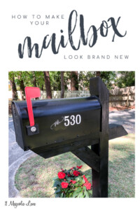 How to Make Your Mailbox Look Brand New