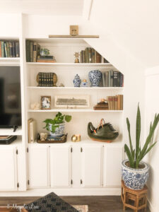 Ashly's House: Bookshelf Styling