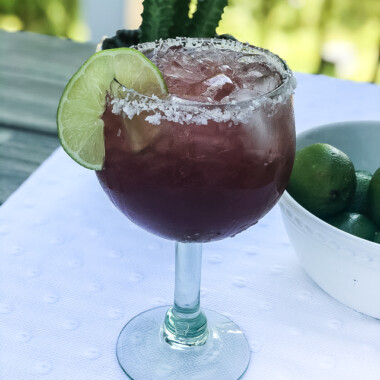 Raspberry Margarita Recipe