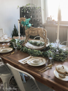 2020 Holiday Home Tour {Day 2} - Christy's Dining Room