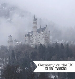Germany Compared to the US