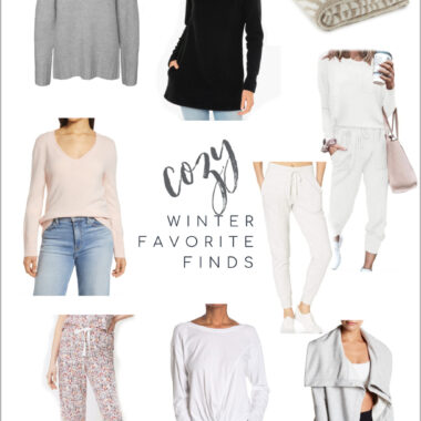 warm and cozy affordable winter fashion finds
