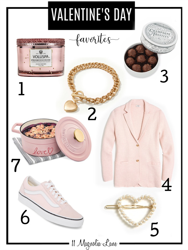Our Favorite Finds for Valentine's Day
