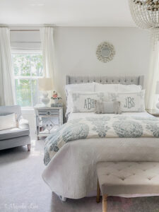 Simple Summer Bedroom Update