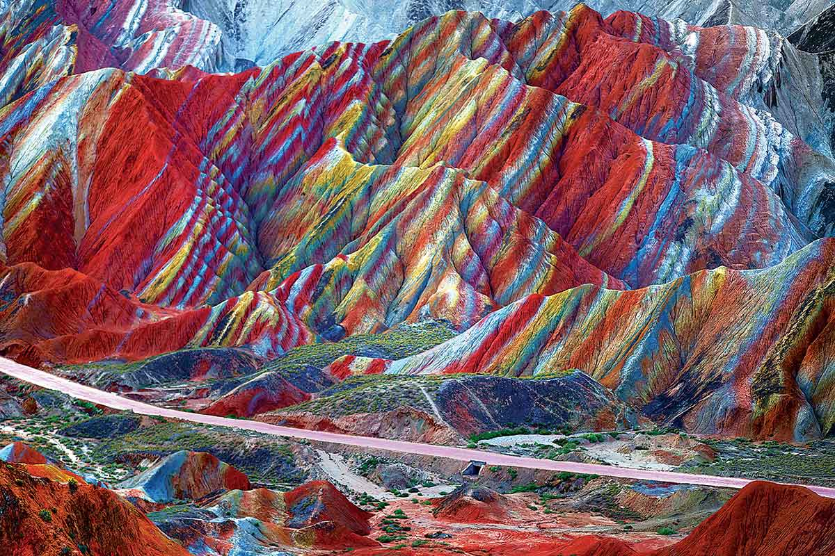 11 most spectacular places in the world