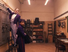 The Grand Budapest Hotel (Wes Anderson)