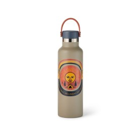 【Hydro Flask/ハイドロフラスク】REI Co-op 限定モデル スタンダードマウス 21オンス(Hydro Flask Peace Sun Standard-Mouth Water Bottle with Flex Cap - 21 fl. oz.)