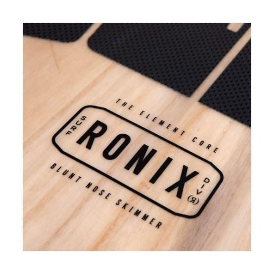 【Ronix/ロニックス】ブラントノーズ スキマーウェイクサーフボード(Blunt Nose Skimmer Wakesurf Board 2021)[ウェイクサーフィン]