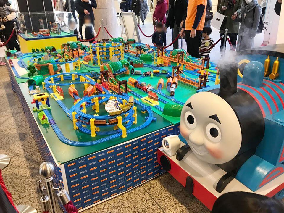 ヨコハマ鉄道模型フェスタ2019の様子