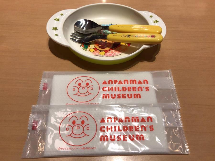 アンパンマンミュージアムにある、アンパンマン&ペコズキッチンの写真