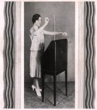 RCA Theremin 1931