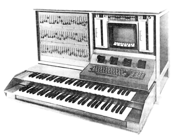 Hal Alles Synthesiser
