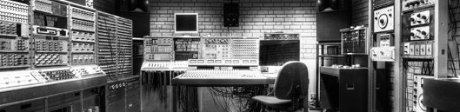 Institue of Sonology Analogue Studio, Den Haag