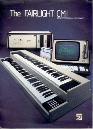 Fairlight CMI III