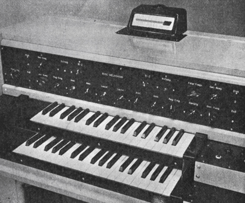 Later version Melochord