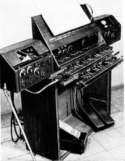 Germany – 120 Years of Electronic Music