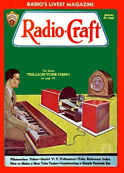 "The ""Radio Organ of a Trillion Tones"" (1931)"