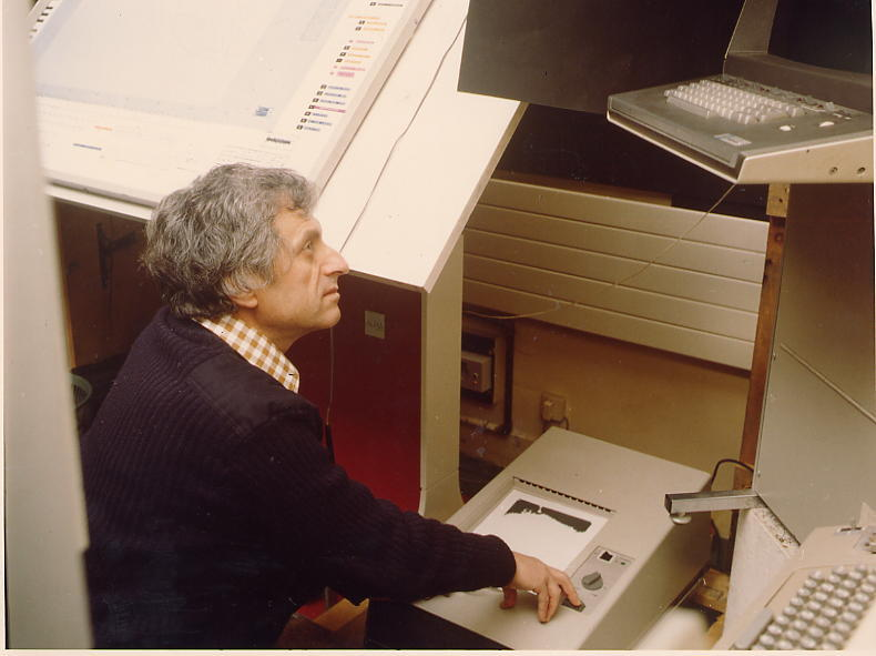 Iannis Xenakis and the UPIC system