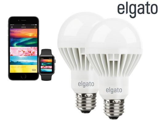 2x Elgato Avea Dynamic Mood Light