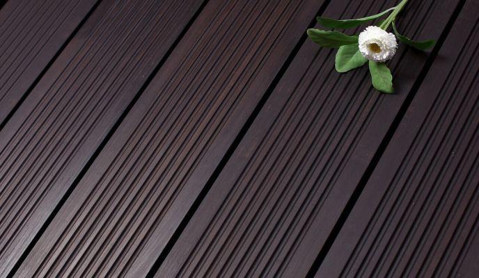 Bamboe vloer