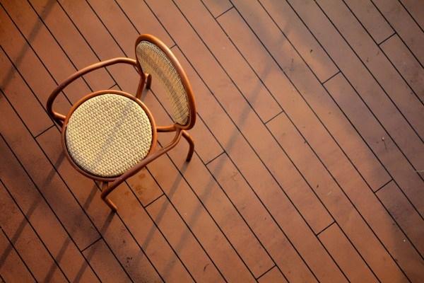 houten vloer opknappen zonder schuren