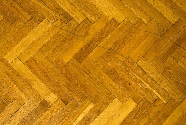 houten vloer en vloerverwarming