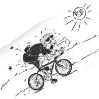 Radfahren im Schwarzwald I
