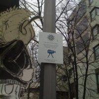 Regensburger Überwachungshinweis