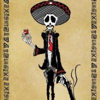 Mexikaner Etikett