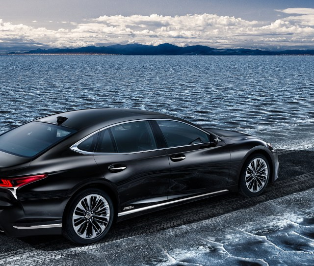 The All New Lexus Ls