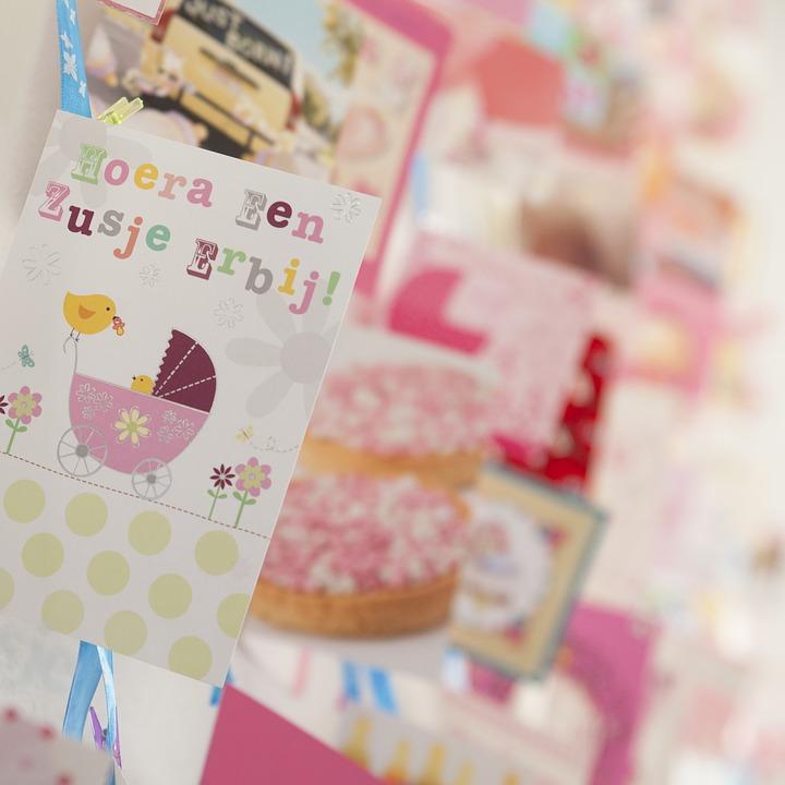 Tips voor het kiezen van het perfecte geboortekaartje
