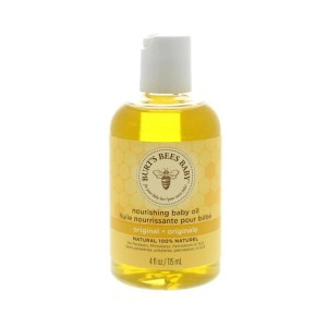 Burts Bees Baby bee nourishing baby oil baby olie 115 ml