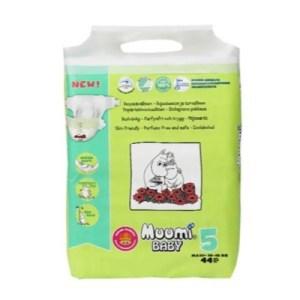 Muumi Baby Baby 5 Maxi+ 10-16kg (44st)