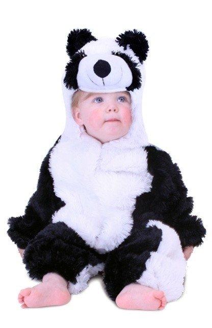 Panda plushe baby