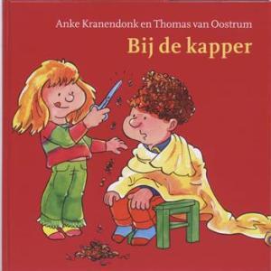 Taaltrapeze 1 Prentenboek F Bij de kapper