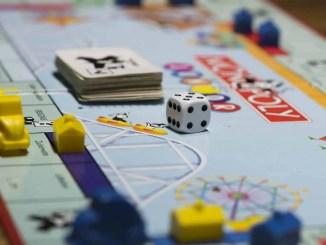 monopoly junior bordspel voor kinderen