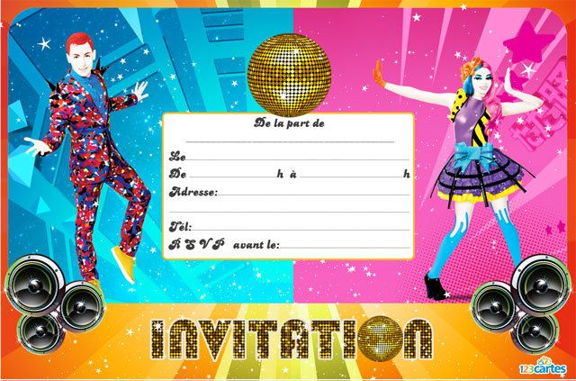 just dance invitation a telecharger