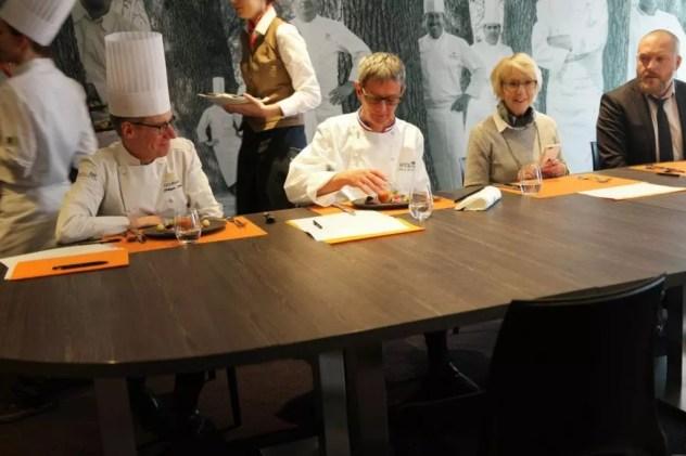 Concours Bocuse cuisine et émotion