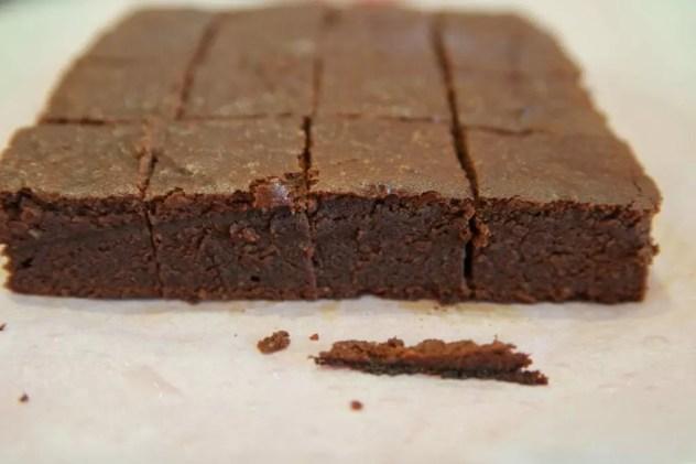 moelleux au chocolat sans beurre ni gluten