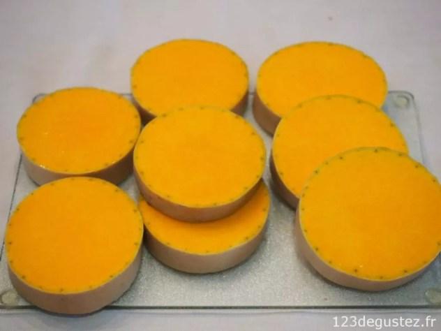 gateau marbré de butternut sans gluten et sans lactose