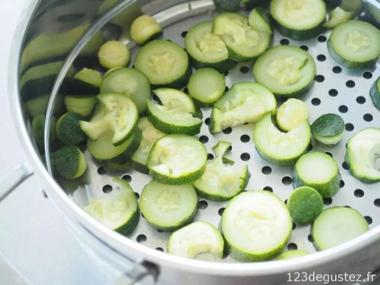 soupe froide tricolore