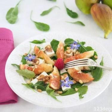 salade de figues fraiches