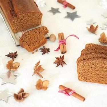 pain d'épices sans oeuf ni beurre