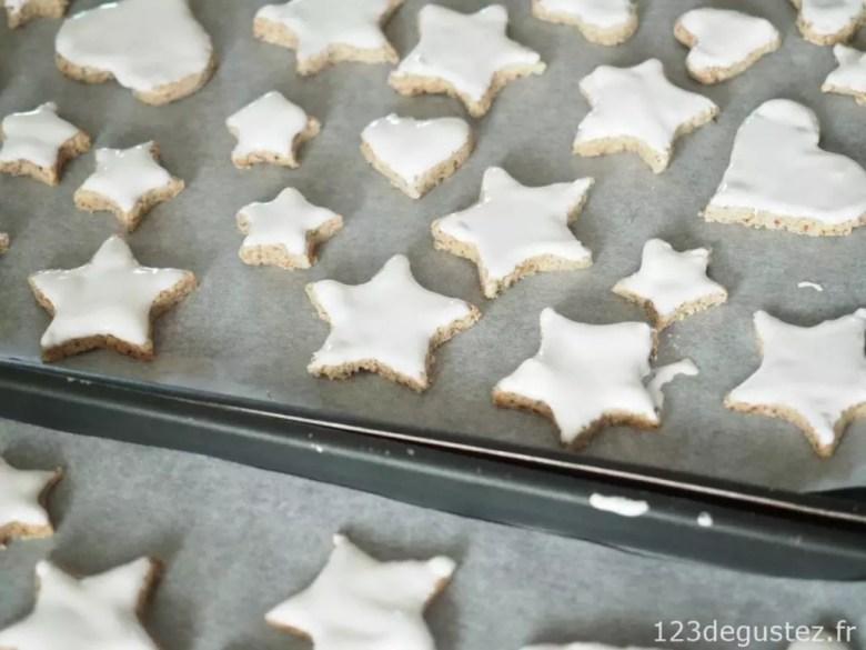 sablés de Noël sans gluten